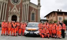 Volontari-Croce-Verde-Bagnolo-Piemonte