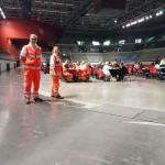 Palavela volontari Croce Verde Torino2