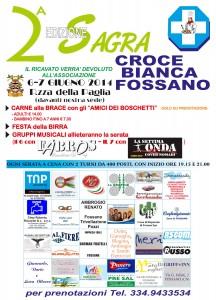 CROCE BIANCA locandine