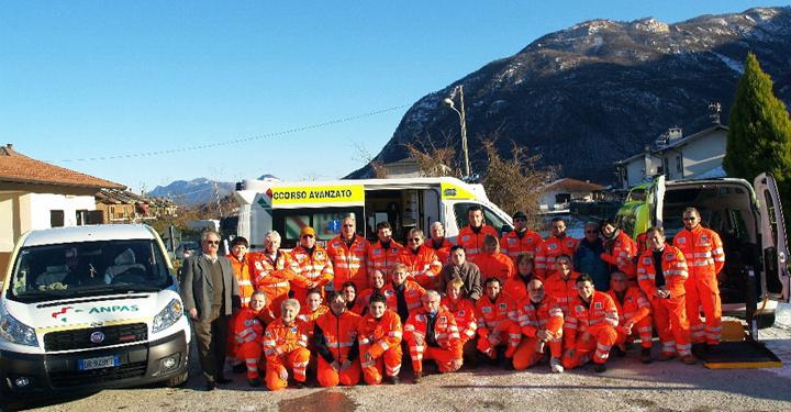 Volontari Croce Verde Gravellona