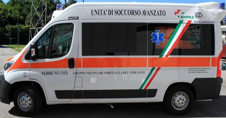 Bando Assunzione Autista Soccorritore Ambulanza Del Vergante