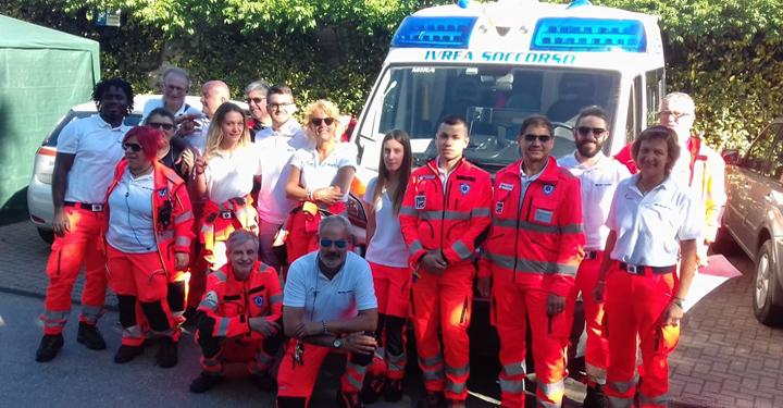 Volontari Ivrea Soccorso