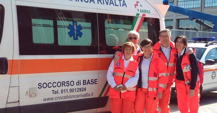 Volontari Croce Bianca Rivalta