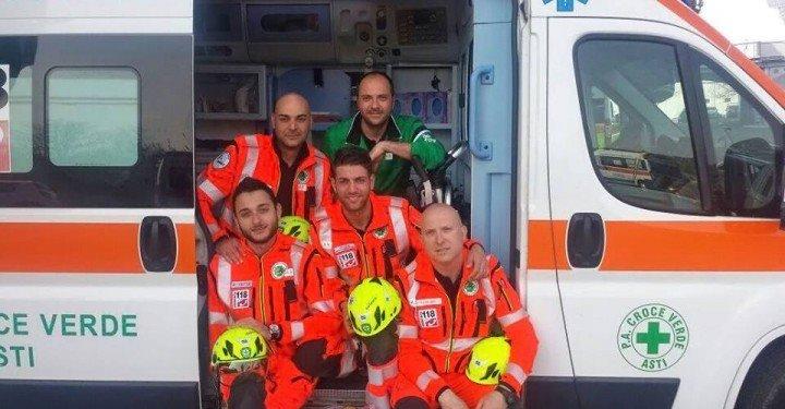 Volontari Croce Verde Asti