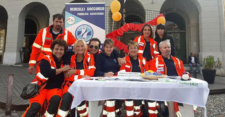 Volontari Vercelli Soccorso