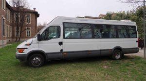 Iveco Daily Minibus per Unità dii crisi