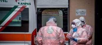 Volontari Anpas emergenza Coronavirus