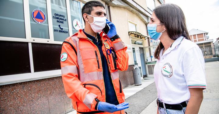 Volontari Croce Verde None