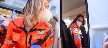 Volontarie soccorritrici Anpas