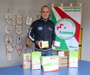 Guglielmo Del Pero Direttore Anpas Piemonte