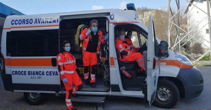 Volontari Croce Bianca Ceva