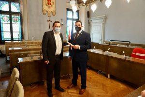 Premio Novaresi dell'anno 2020 a Novara Soccorso
